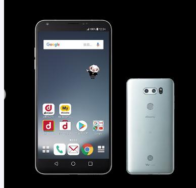 Daydream対応スマートフォン「V30+ L-01K」